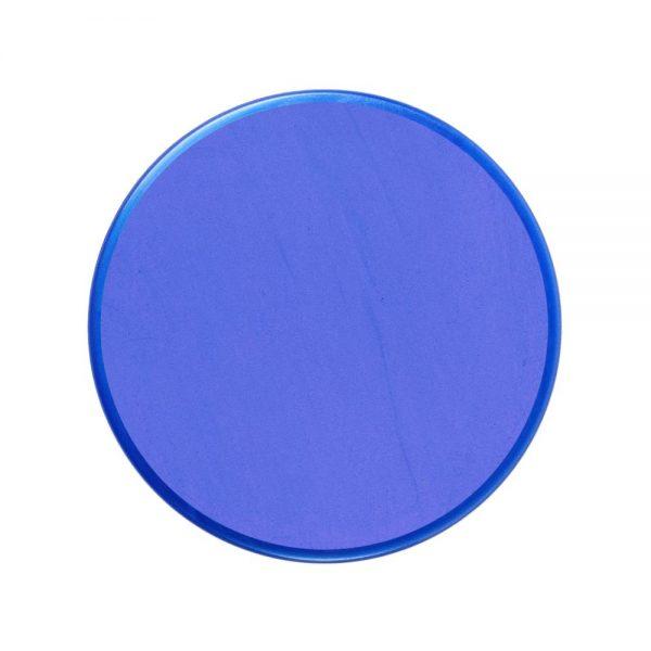 Pastilla maquillaje color azul