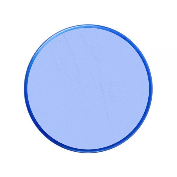 Pastilla maquillaje color azul pálido