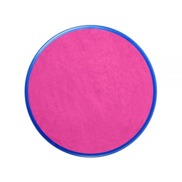 Pastilla maquillaje color rosa brillante
