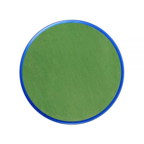 Pastilla maquillaje color verde hierba