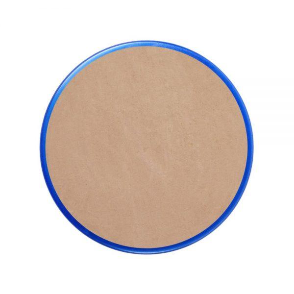 Pastilla maquillaje color beige pálido