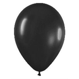 Globo latex negro