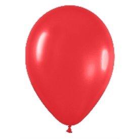 Globo latex rojo